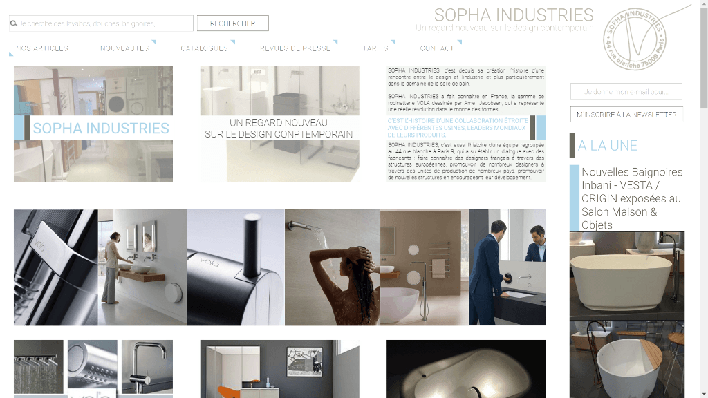 Sopha Industries